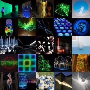 Light Art e Design della Luce